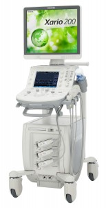 Toshiba America Medical Systems, Inc. launches its new lightweight Xario 200 ultrasound system with advanced imaging technologies, making it ideal for hospitals and imaging centers of any size.