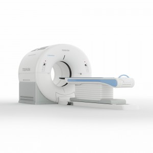 Toshiba introduces all-new Celesteion CT system (pending 510(k) clearance) with the industry's largest bore and widest field-of-view for better PET/CT imaging.