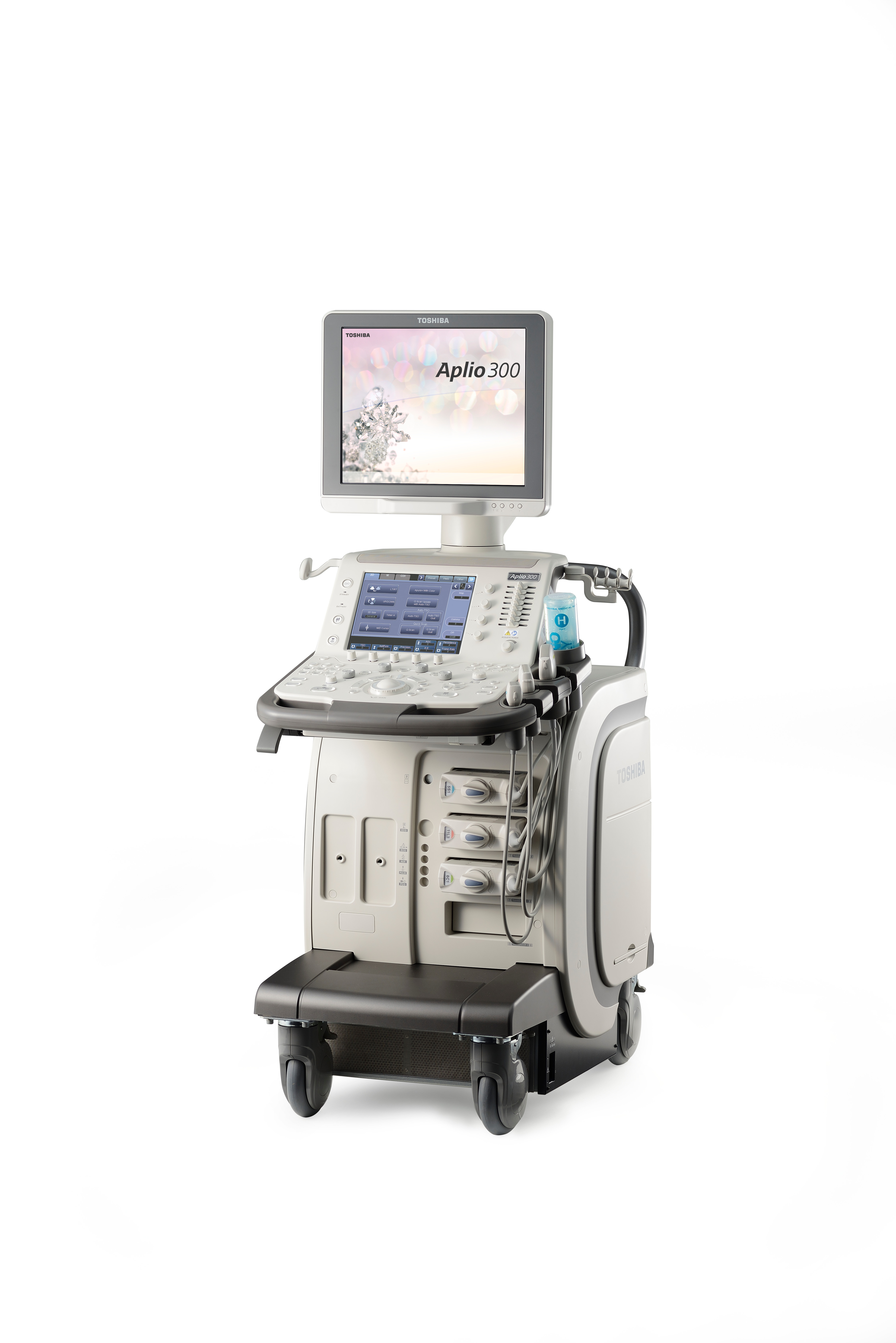 Mercy Hospital Joplin acquired eight Aplio 300 Platinum ultrasound systems for its new facility after a tornado decimated hospital four years ago.
