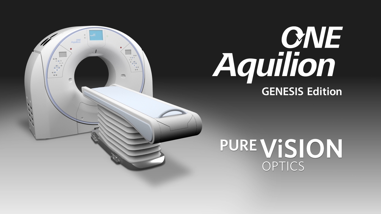 Aquilion ONE GENESIS Edition
