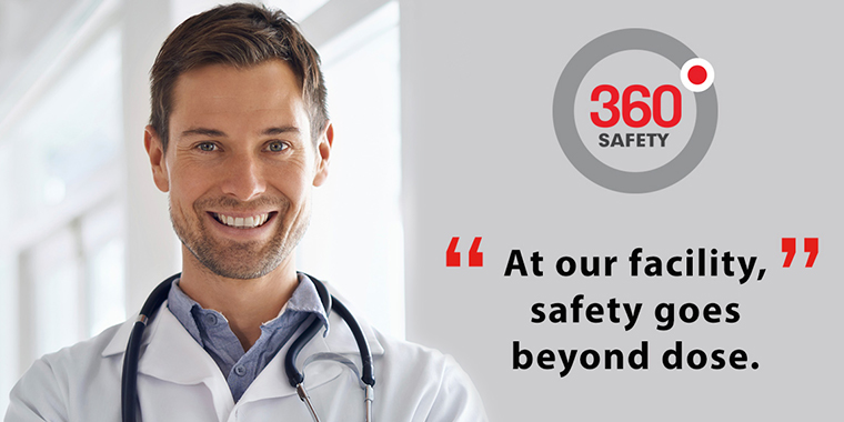 360 Safety - Safety Goes Beyond Dose