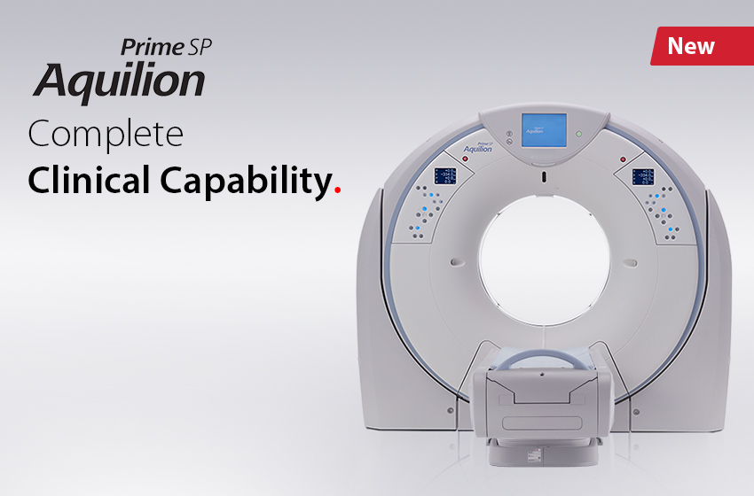 Computed Tomography Aquilion Prime SP