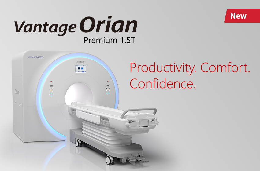 Magnetic Resonance - Vantage Orian 1.5T