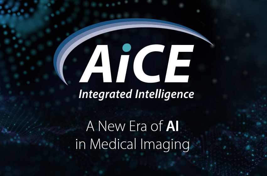 AiCE Integrated Intelligence - A New Era of AI in Medical Imaging.