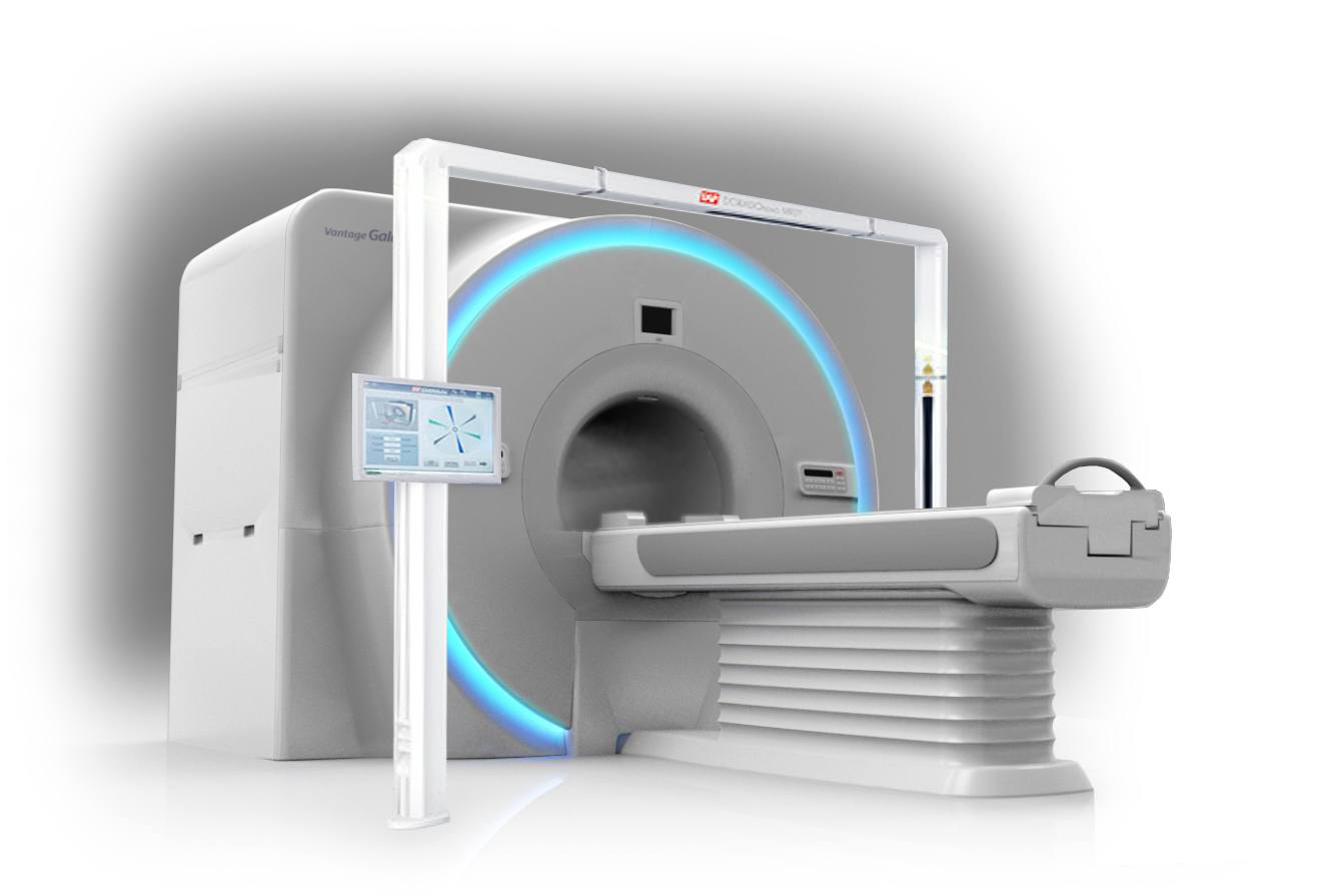Vantage Galan 3T: Patient Alignment Laser