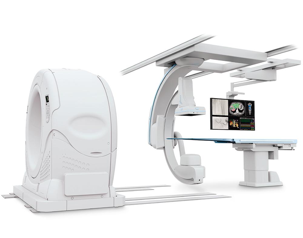Angiography Infinix-i 4D CT