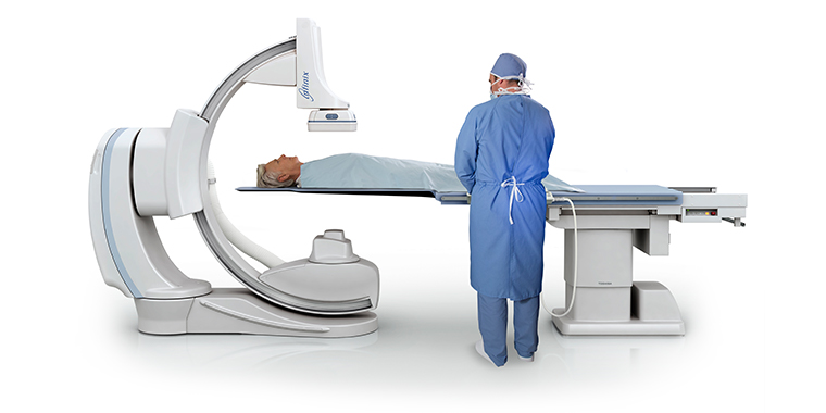 Infinix-i Core + Angiography System