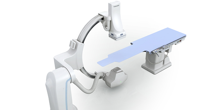 Infinix-i Core Angiography System