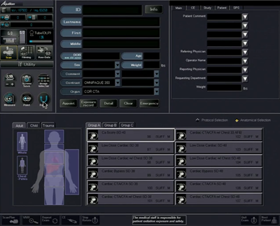 AIDR 3D Patient Registration