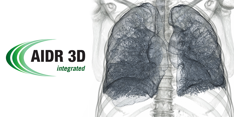 AIDR 3D Computed Tomography