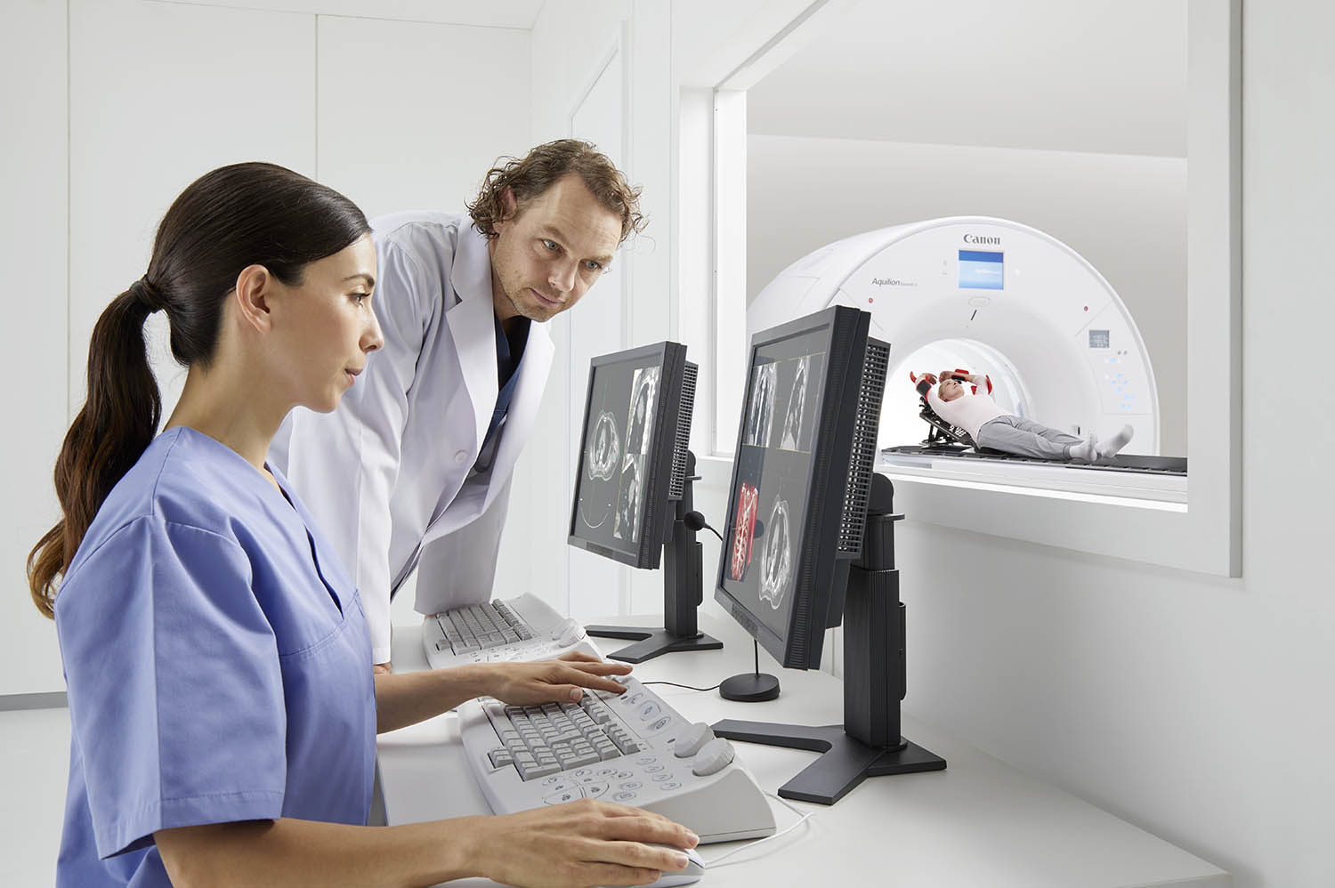 Intelligent Radiation Oncology Workflow