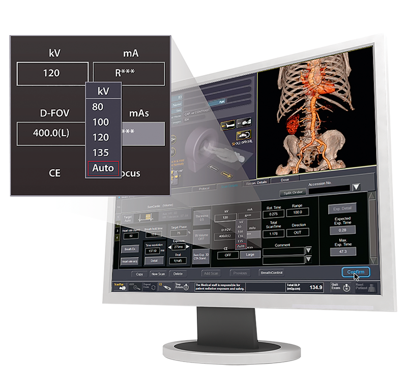 Canon Medical Systems Aquilion Lightning CT Scanner
