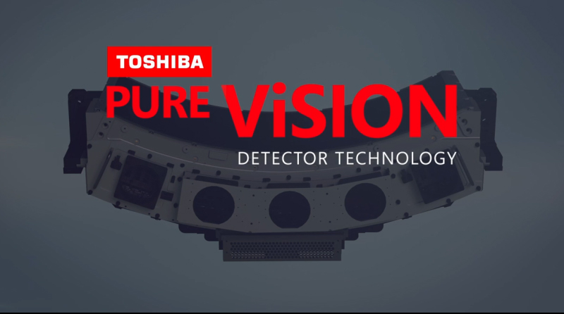 PURE ViSION CT Low Dose Detector