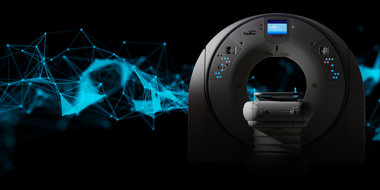 Aquilion Precision CT Scanner