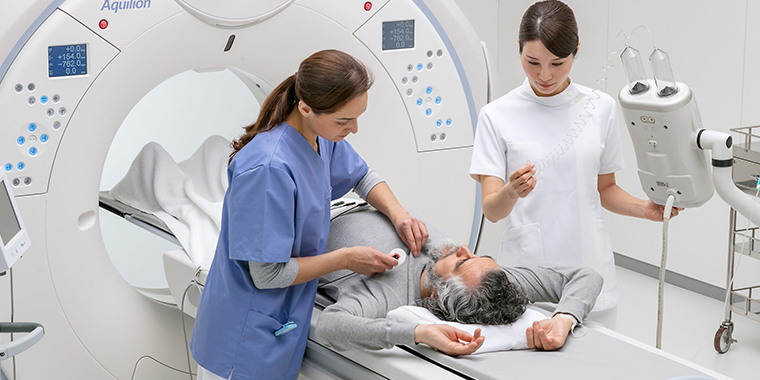 Aquilion Prime SP CT Scanner Technology