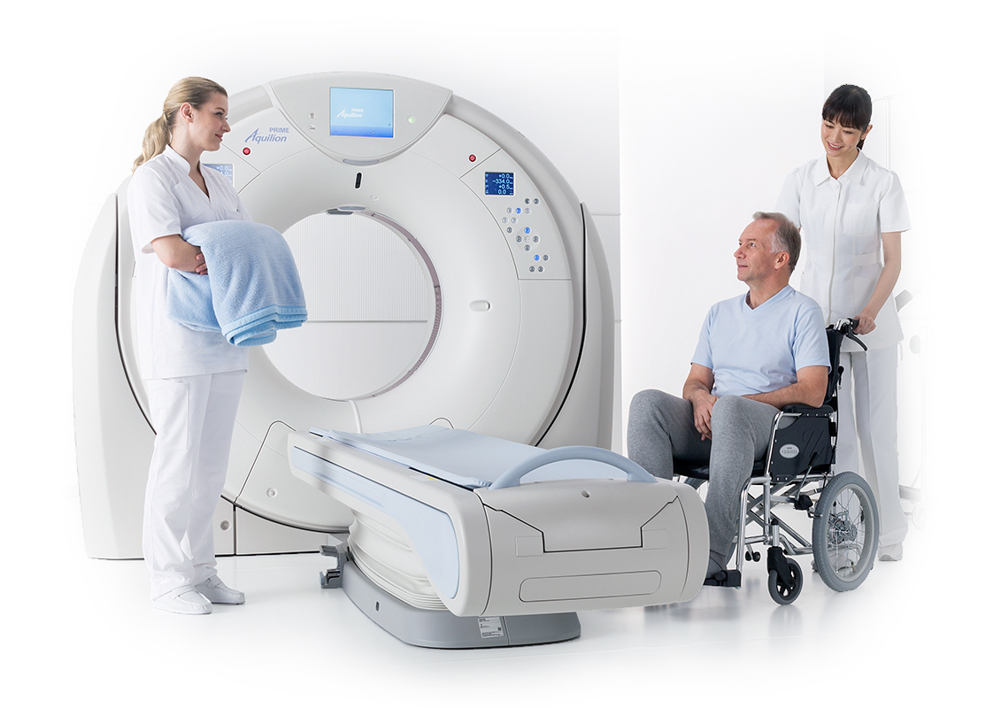 Aquilion PRIME Patient Experience