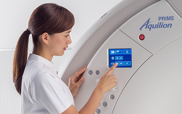 Aquilion PRIME 40 CT Scanner
