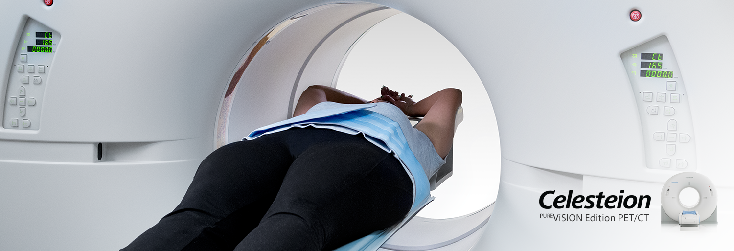 Celesteion PET/CT Scanner Benefits