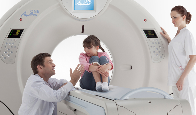 CT Pediatric Imaging