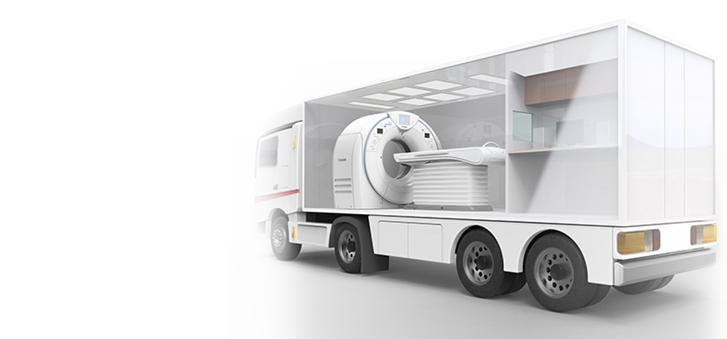Mobile CT Solution