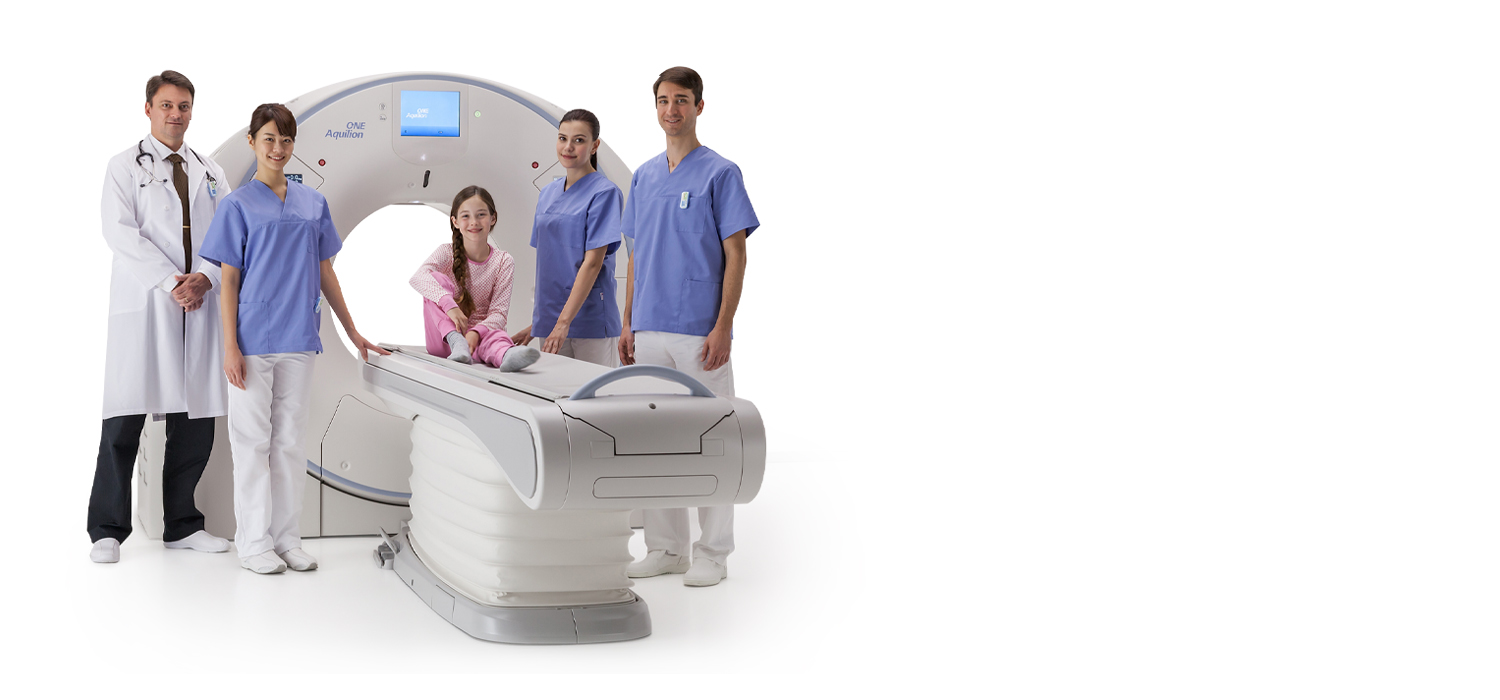 Canon Medical Systems CT Scanners
