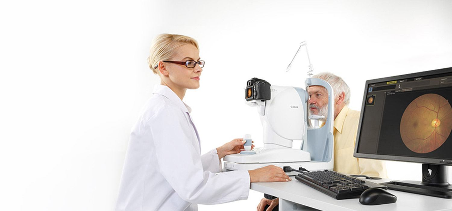 Canon Medical Systems Eye Care