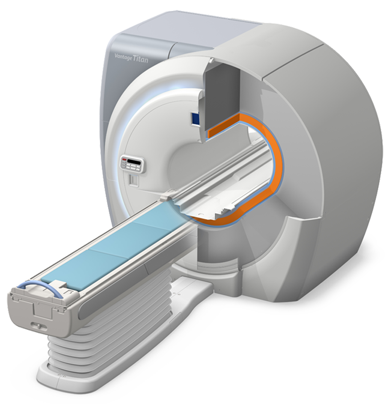 3T MRI Scanner Quiet MR Machine