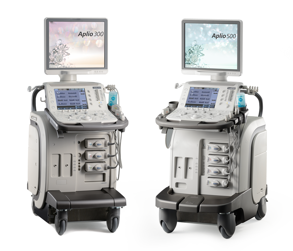 Ultrasound Aplio Platinum Machines