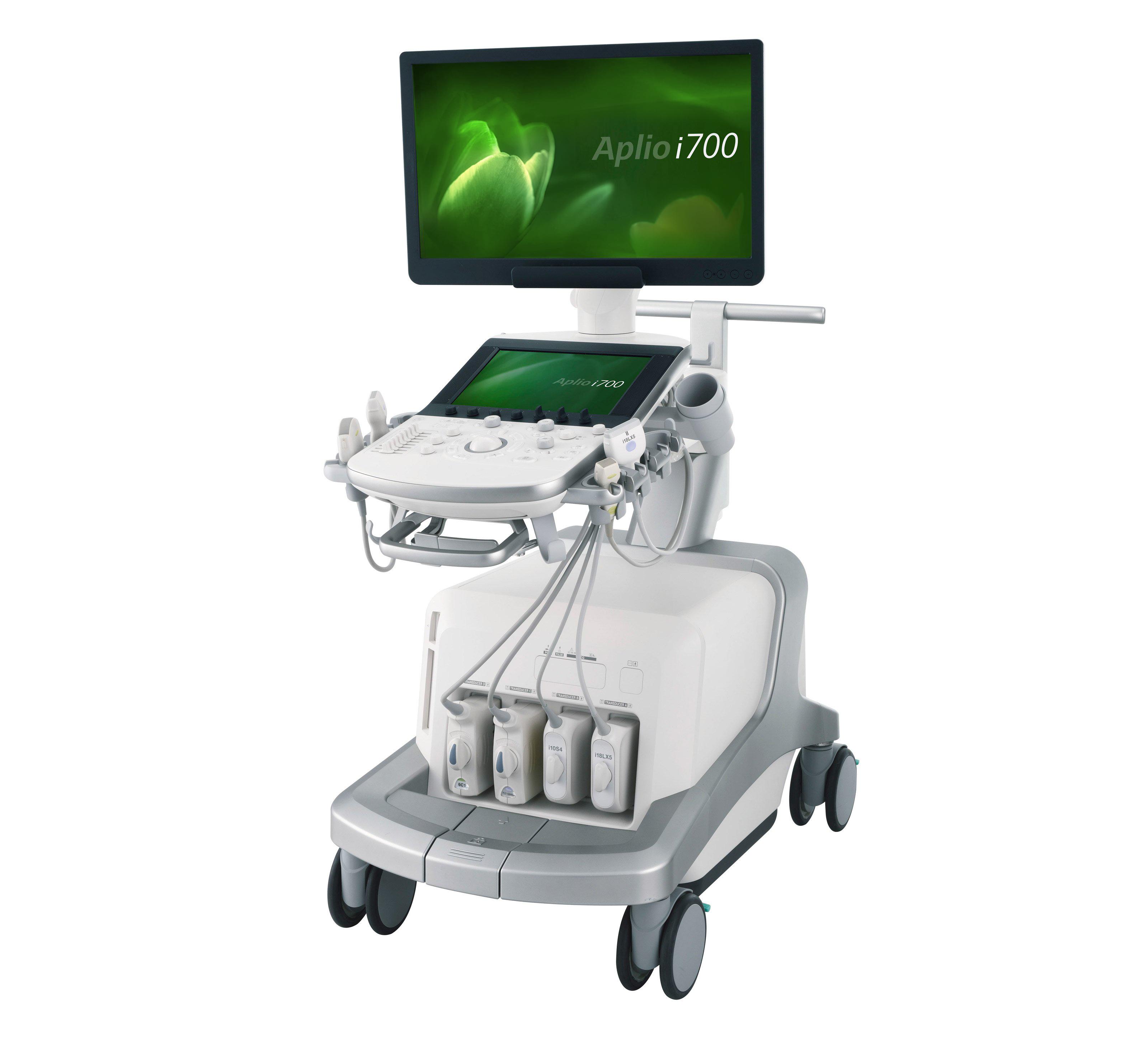 Canon Medical Systems Ultrasound Machine Aplio i700