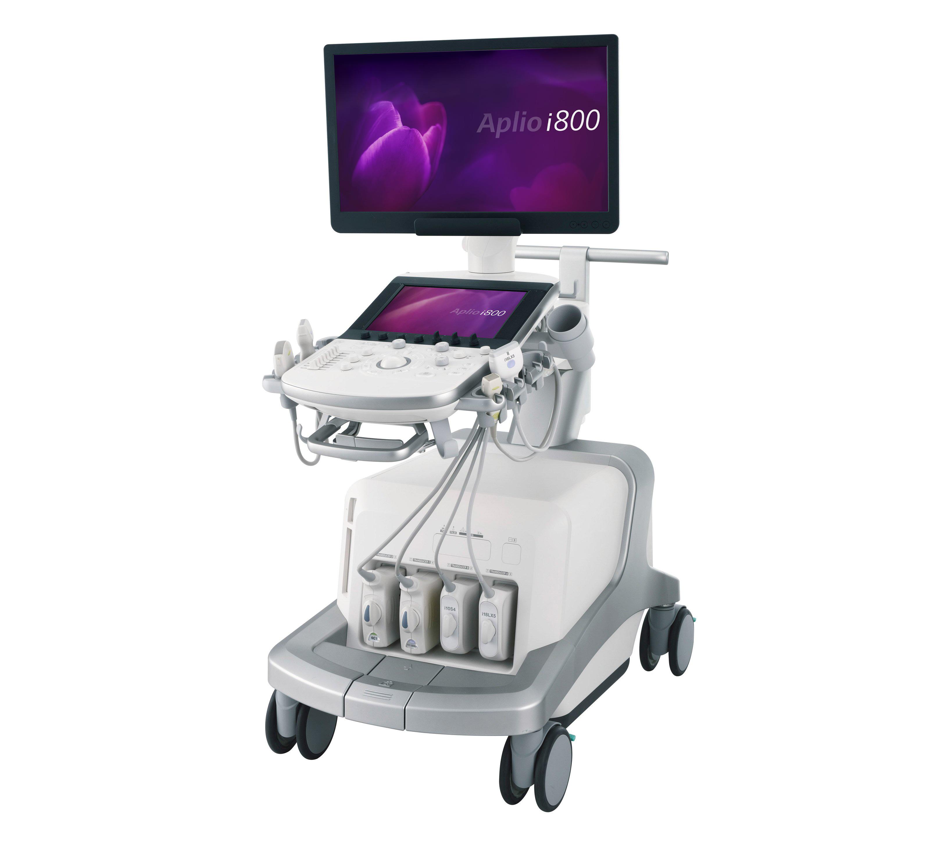 Canon Medical Systems Ultrasound Machine Aplio i800