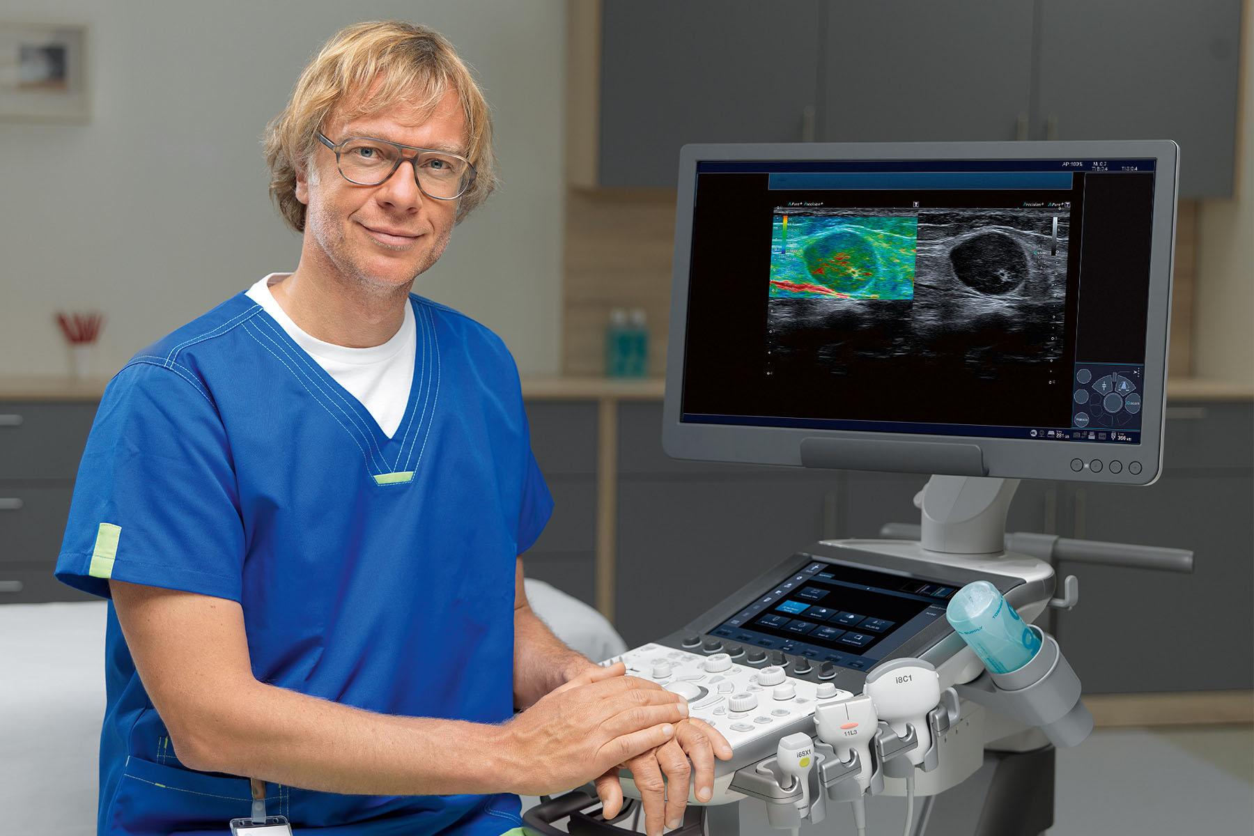 Technology | Ultrasound – Ultrasound Machine | Aplio i-series