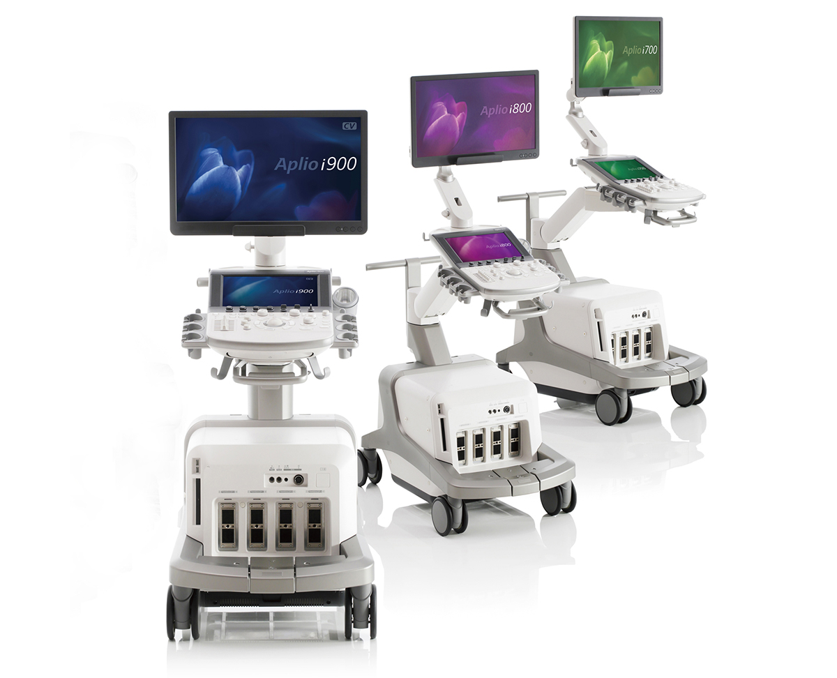Canon Medical Systems Ultrasound Equipment