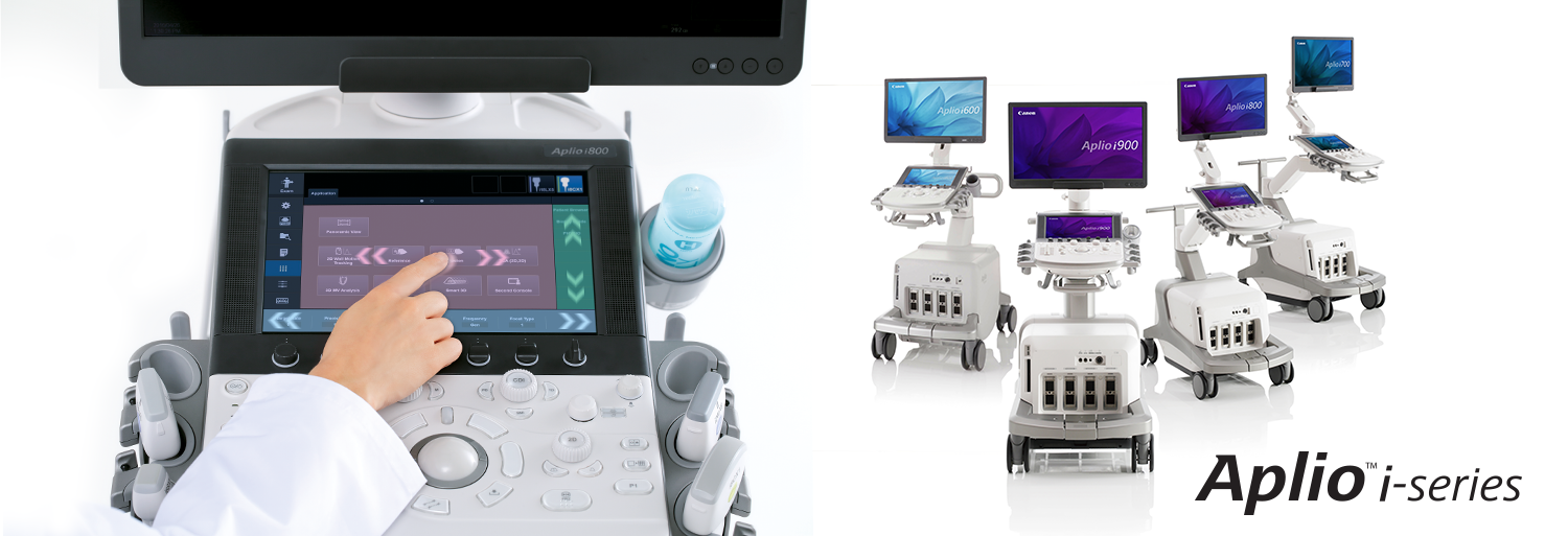 Aplio i-series Ultrasound Machine