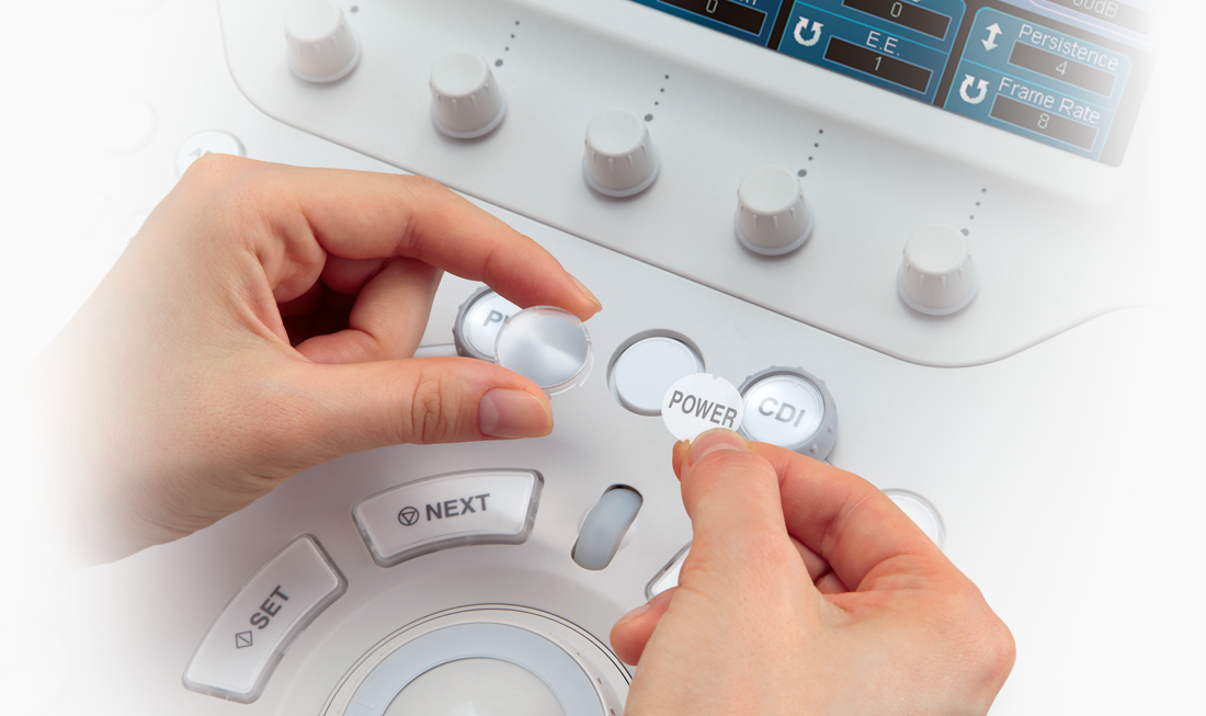 Personalized Ultrasound Equipment iStyle