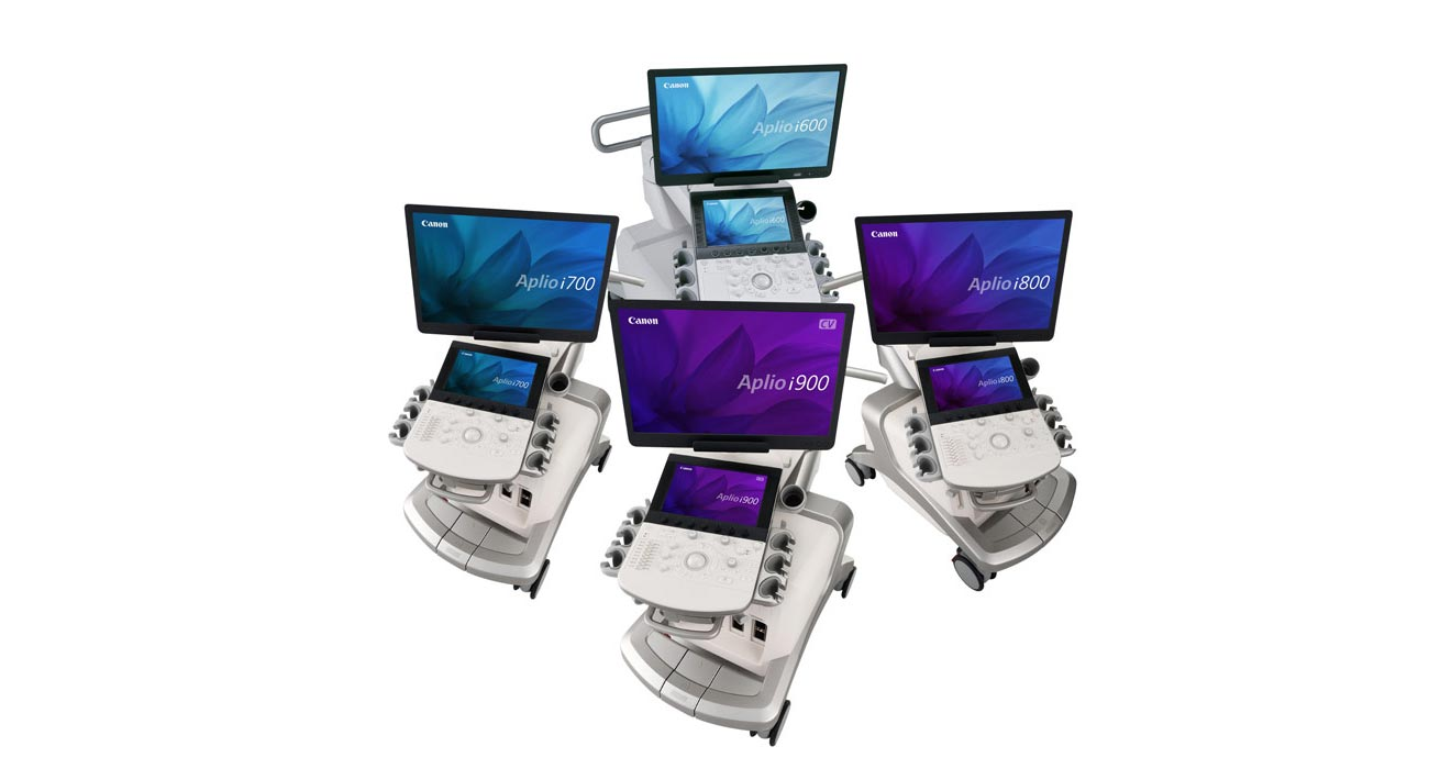Canon Medical Systems Sonography Machine, Ultrasound