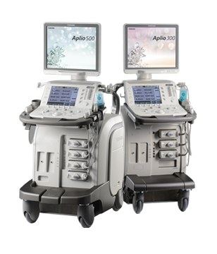 Aplio Platinum Series Ultrasound