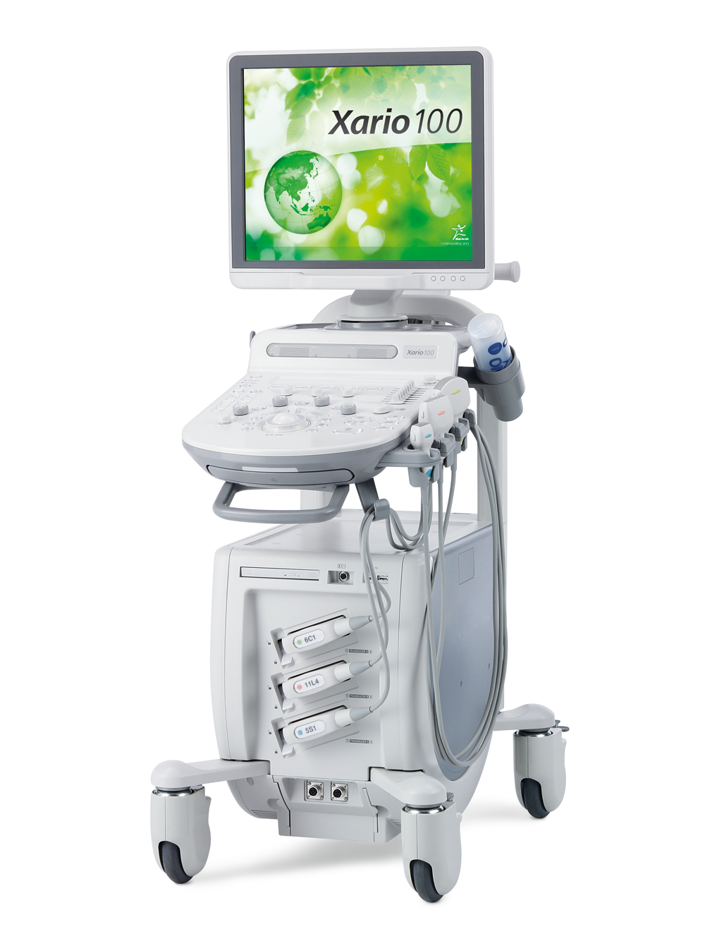 toshiba sonography machine