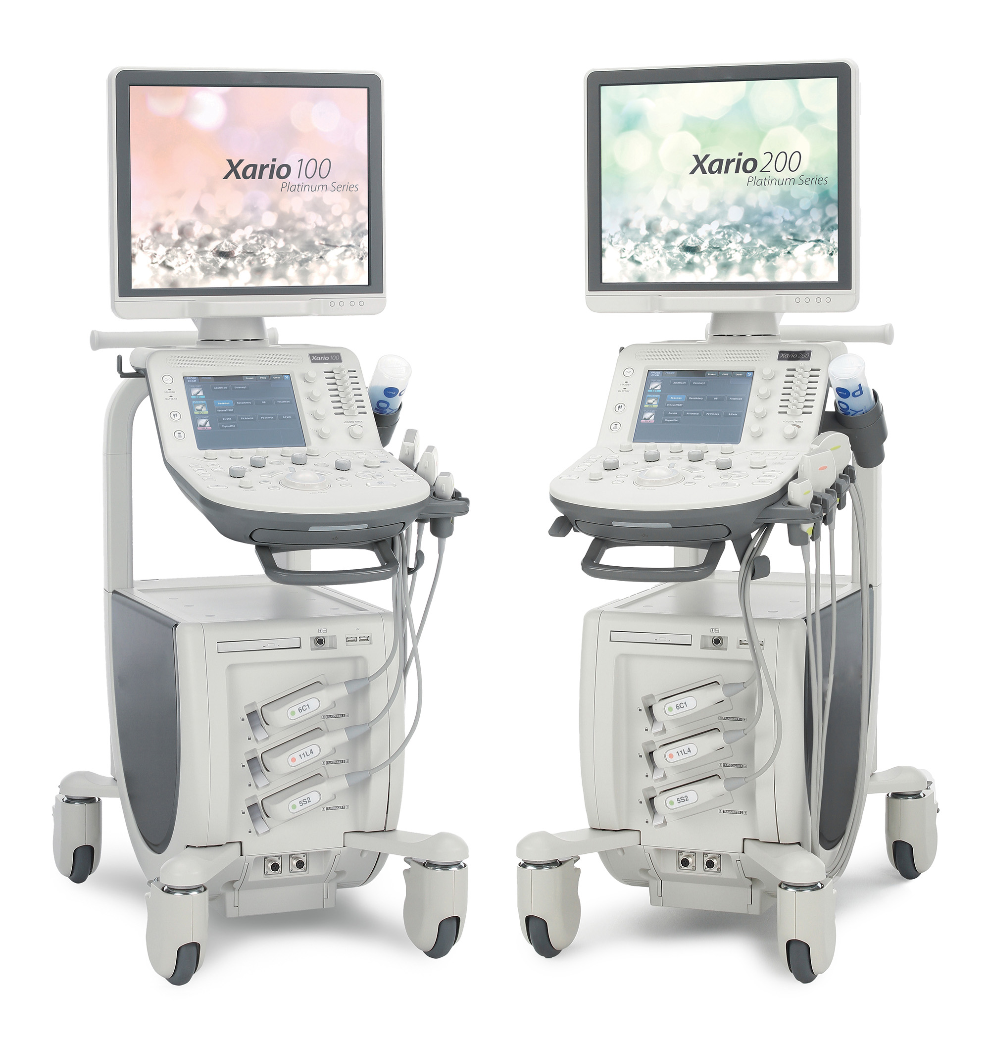 Toshiba Ultrasound Equipment