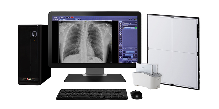 Digital Room Upgrade Kit for Compatible X-ray Systems