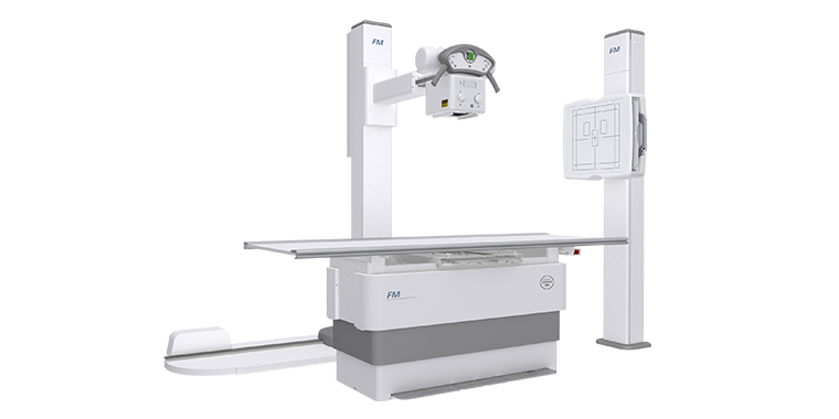 FM - Floor Mounted Radiography System