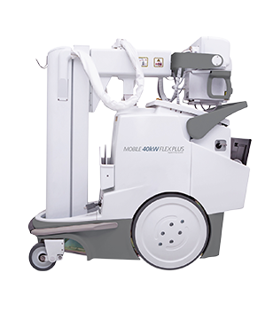 Mobile 40kW FLEX PLUS Digital X-ray System