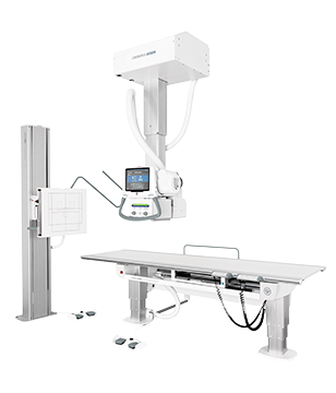 OMNERA 400 Digital Radiographic Systems