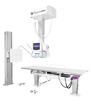 RadPRO OMNERA 400 Digital Radiographic Systems
