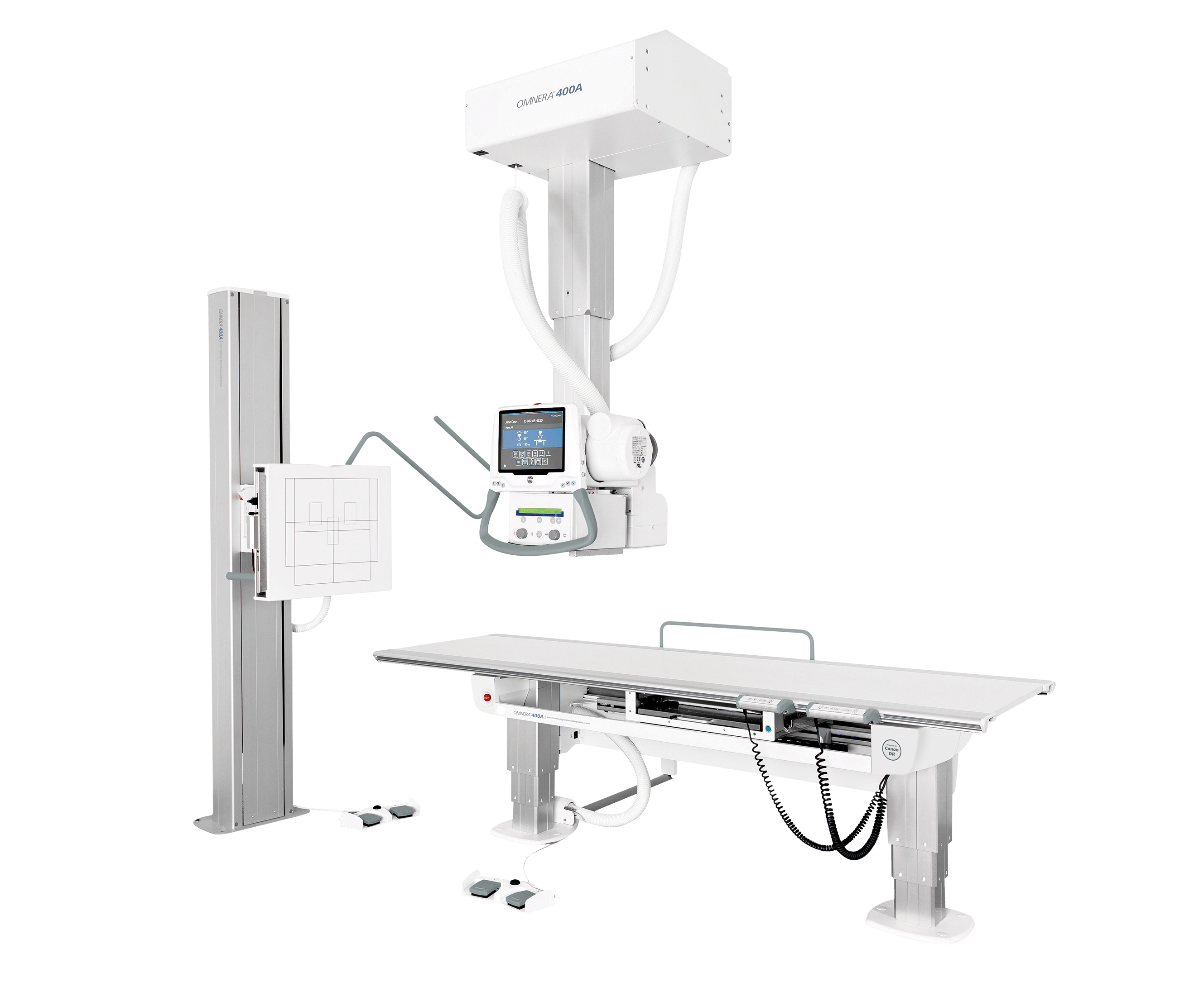 OMNERA 400A Digital Radiographic Systems