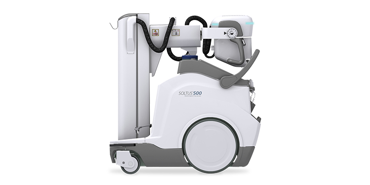 SOLTUS 500 Mobile Digital X-Ray System