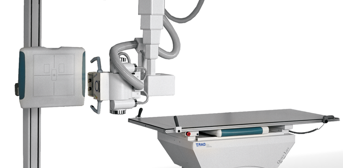 T.RAD Plus Digital X-ray Technology