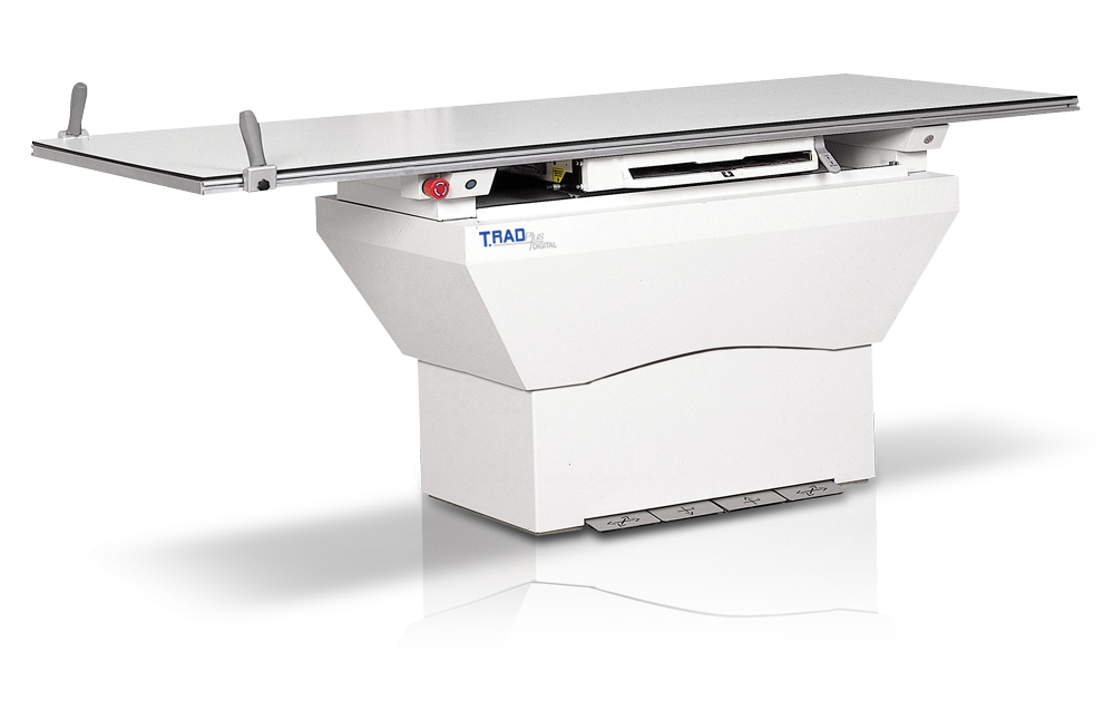 T.RAD Plus Digital X-ray Table